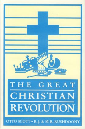 THE GREAT CHRISTIAN REVOLUTION