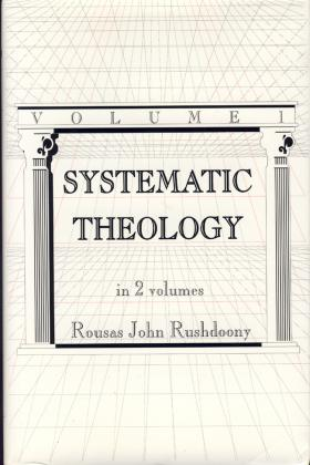 SYSTEMATIC THEOLOGY - VOL 1