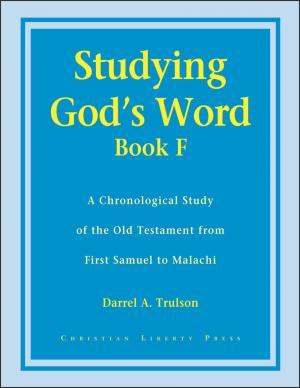 STUDYING GOD'S WD F BK