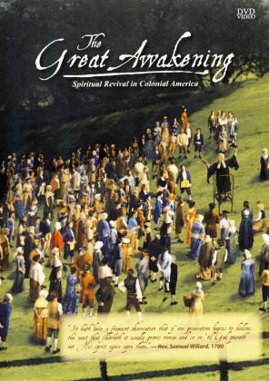 THE GREAT AWAKENING - DVD