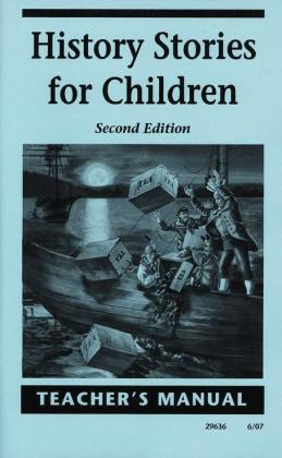HISTORY STORIES FOR CHILDRN TE