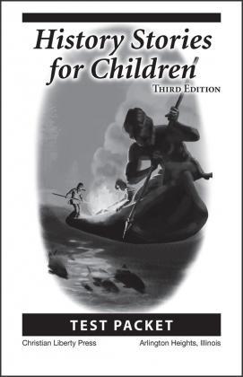 History Stories for Children 3ed TP