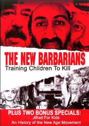 THE NEW BARBARIANS DVD