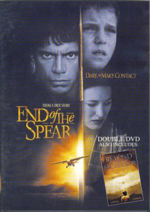 END OF THE SPEAR - DVD