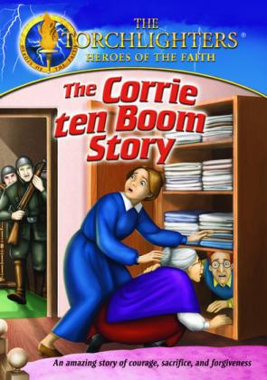 Corrie Ten Boom Story (Torchlighters) DVD