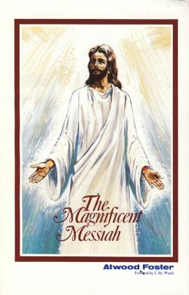 THE MAGNIFICENT MESSIAH - HC