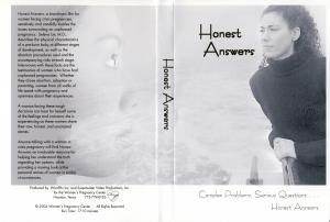 HONEST ANSWERS -  DVD