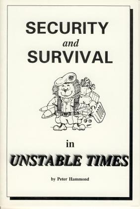 SECURITY & SURVIVAL IN UNSTABLE TIMES
