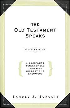 Old Testament Speaks, The