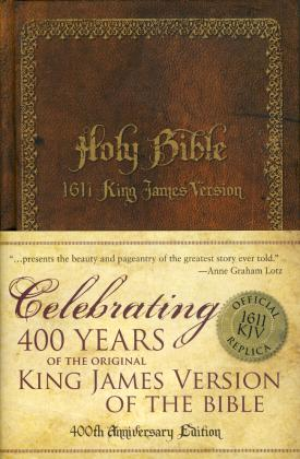 KJV 1611 OFFICIAL REPLICA - HC