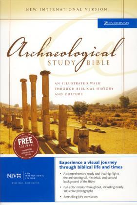 ARCHAEOLOGICAL STUDY BIBLE - N