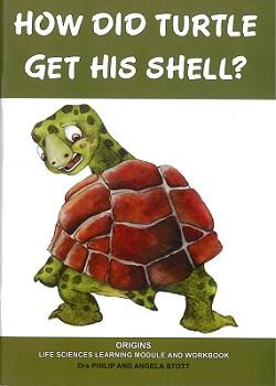 HOW DID TURTLE GET HIS SHELL?
