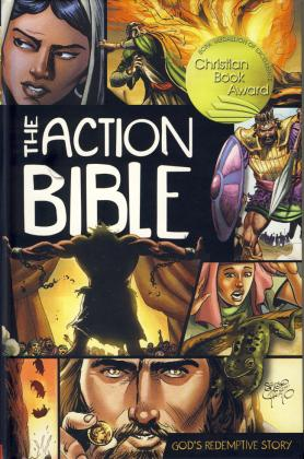 THE ACTION BIBLE - GENESIS TO REVELATION - HC