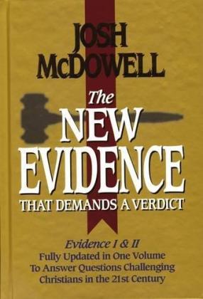 New Evidence that Demands a Verdict