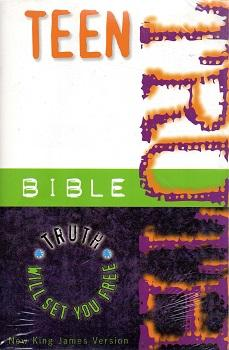 NKJV Teen Truth Bible PB