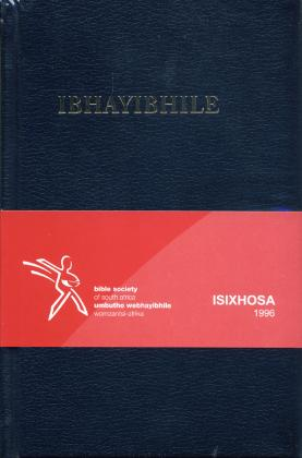BIBLE - XHOSA Blck HC