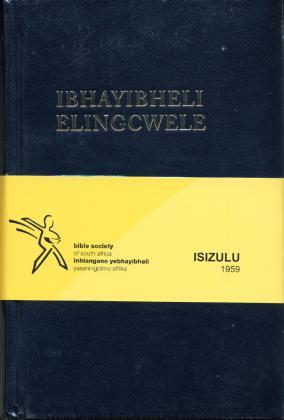 ISIZULU BIBLE - HC