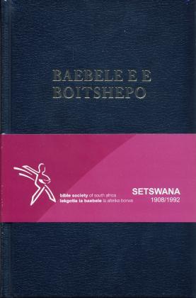 SETSWANA BIBLE