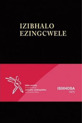 Bible - Xhosa 1975 Std Blk HC