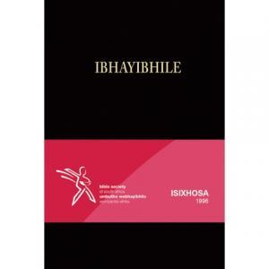 Bible - Xhosa 1996 Std  RedEdge Blk HC