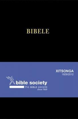 Bible - Tsonga 1929 Std Blk HC