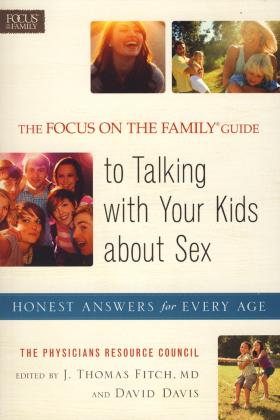 GUIDE TO TALKING WITH YOUR KIDS ABOUT SEX
