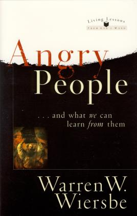ANGRY PEOPLE AND WHAT WE CAN L