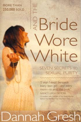 AND THE BRIDE WORE WHITE -