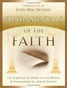 Fundamentals of the Faith wkbook