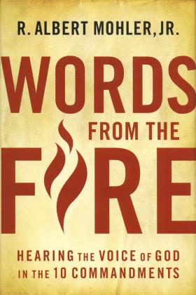 WORDS FROM THE FIRE - HARDCOVER