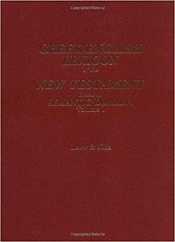 Greek-English Lexicon NT 2 Vol.  (Louw & Nida)