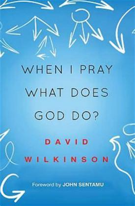 When I pray what does God do?