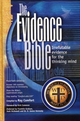 THE EVIDENCE BIBLE - HARDBACK