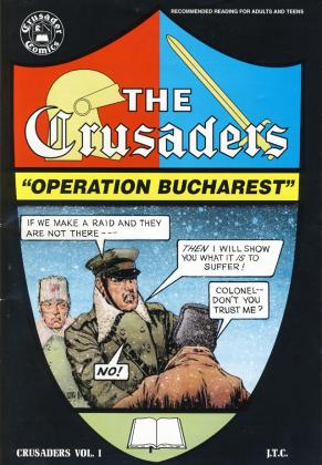 CRUSADERS VOL.1 - OPERATION BUCHAREST