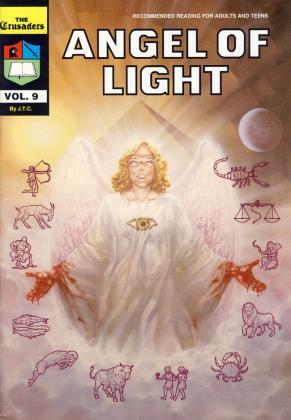 CRUSADERS VOL. 9 - ANGEL OF LIGHT