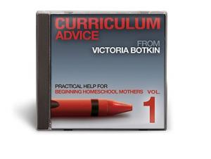 Curriculum Advice Vol 1 CD