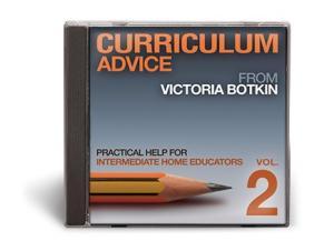 Curriculum Advice Vol 2 DVD