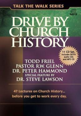 DRIVE BY CHURCH HISTORY - MP3