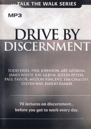 DRIVE BY DISCERNMENT - MP3