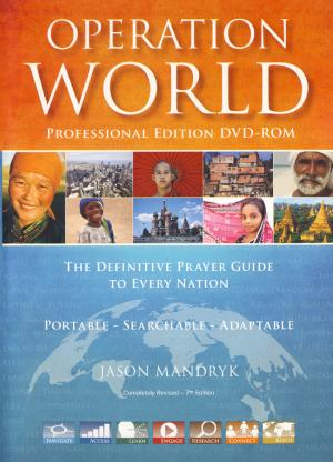 OPERATION WORLD - DVD - ROM