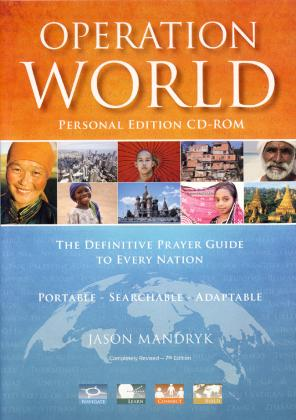 OPERATION WORLD - CD-ROM