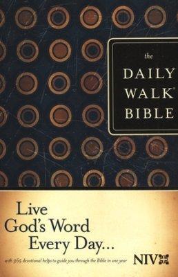 NIV Daily Walk Bible PB