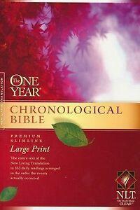 NLT Chronological LP PB