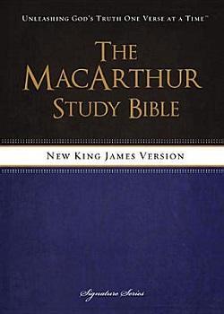 NKJV MacArthur Study Bible HC