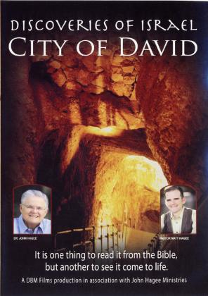 DISCOVERIES OF ISRAEL - CITY OF DAVID
