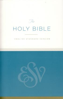 ESV - BIBLE SOFT COVER