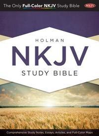 NKJV Study Bible HC Full Colour