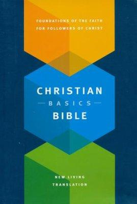 NLT Christian Basics Bible