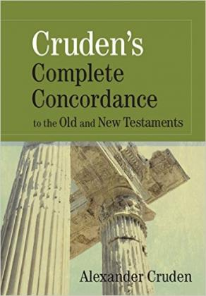 Cruden's Complete Concordance HC