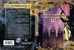 THE GODMAKERS 2 - DVD
